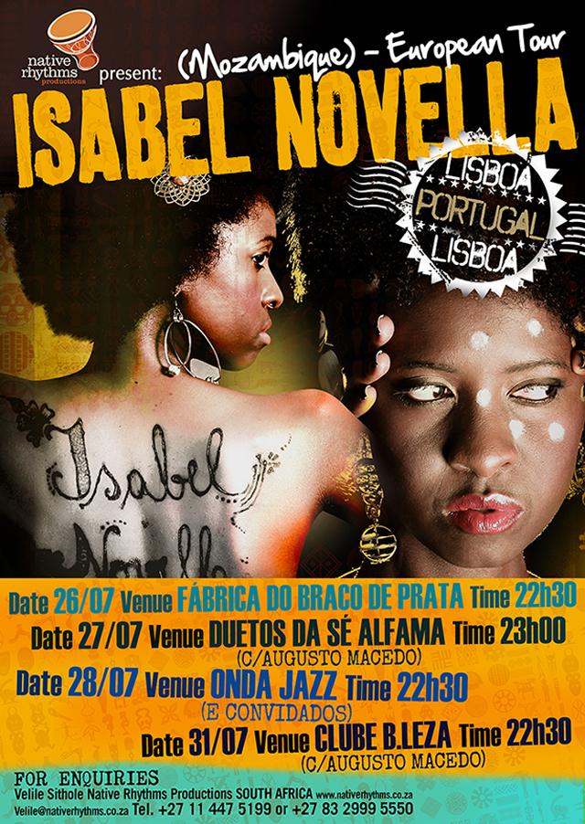 Isabel Novella portugal - A1